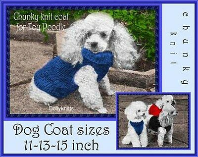 Dog Coat Patterns Collection On Ebay