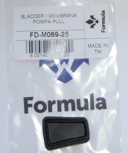 Membrana//diaphragm Mastercylinder R1R//R1 racing//RO Racing FD-M069-25 Formula
