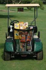 Buggy Bag Golf Cart Cargo Carrier Universal Accessory EZ Go Yamaha Club Car NEW!