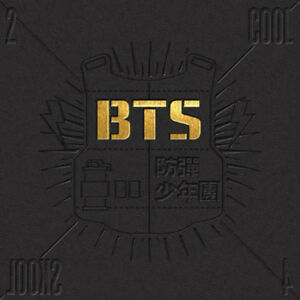 BTS-KPOP-BANGTAN-BOYS-1st-Single-Album-2-Cool-4-Skool-CD-Photobook