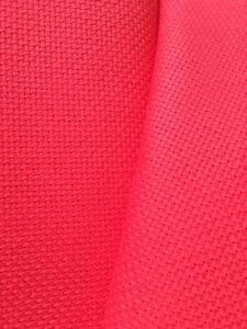 HonnêTe Noël Rouge 18 Comte Zweigart Aida Point De Croix Tissu-divers Taille Options-afficher Le Titre D'origine Plus De Rabais Sur Les Surprises