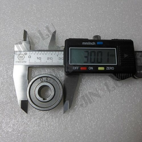 """0.8-1.0 V Mig Welder Wire Feed Drive Roller .030/""""-.040/"""" MIG-160 Weld Parts"""
