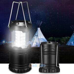 10000-Lm-Portable-Exterieur-Impermeable-Pliable-30-DEL-Camping-Lanterne-Tente-Lampe