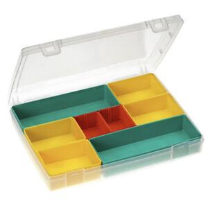 Sortimentskast<wbr/>en Kleinteilemaga<wbr/>zin Organizer Werkzeugkosten 325 x 255 x 52 mm