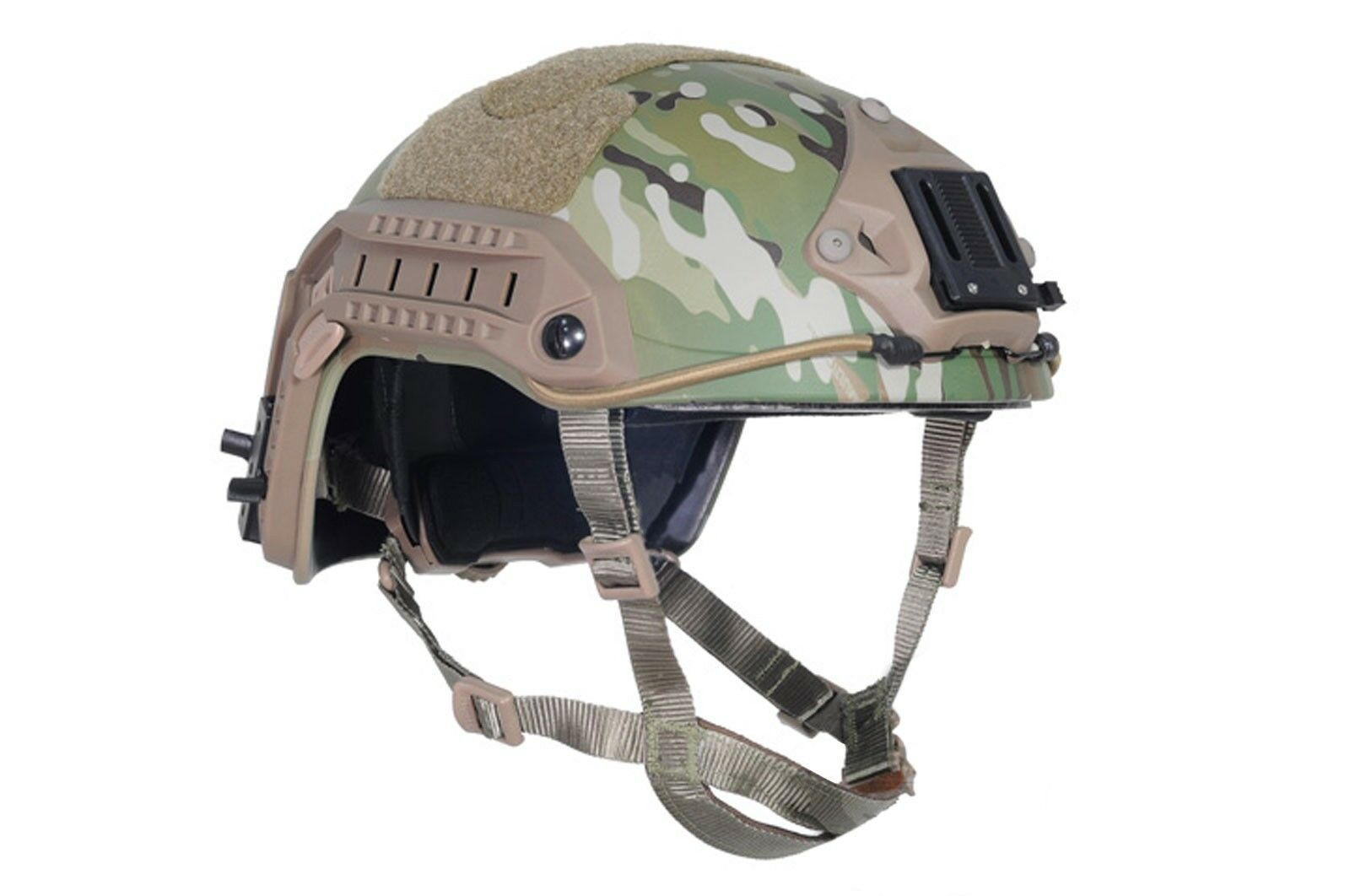 Military Tactical Airsoft Paintball FMA maritime Helmet Multicam T829 M L