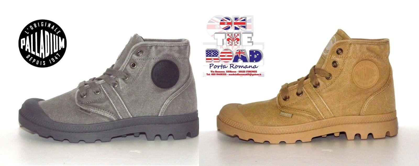 SCONTO 10% PALLADIUM PALLADIUM 10% BOOTS PALLABROUSE 42 43 46 STIVALETTI Zapatos zapatillaS 3432b0