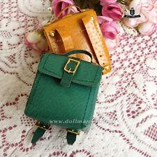 1/6 BJD Bag YOSD Dollfie DREAM DIM Green Backpack schoolbag DOD AOD SOOM LUTS DZ