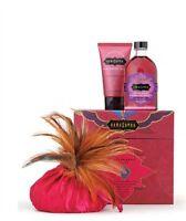Raspberry Kiss Treasure Trove Gift Set Valentines Day Holiday Items Christmas