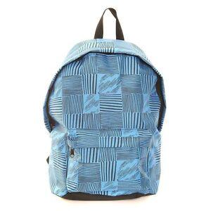 Hawkins-Blue-Pattern-Backpack-School-Holidays-Music-Festivals