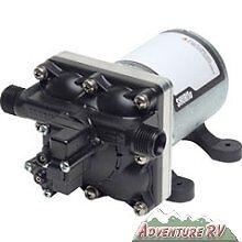 Shurflo Revolution Automatic RV Camper 12V Water Pump 3 GPM New 4008-101-E65 A65