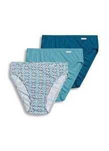 Jockey-Womens-Elance-French-Cut-3-Pack-Underwear-French-Cuts-100-cotton