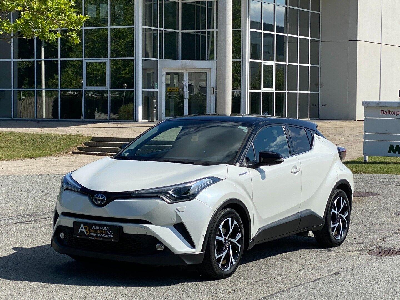 Toyota C-HR 1,8 Hybrid C-ULT CVT 5d - 209.900 kr.