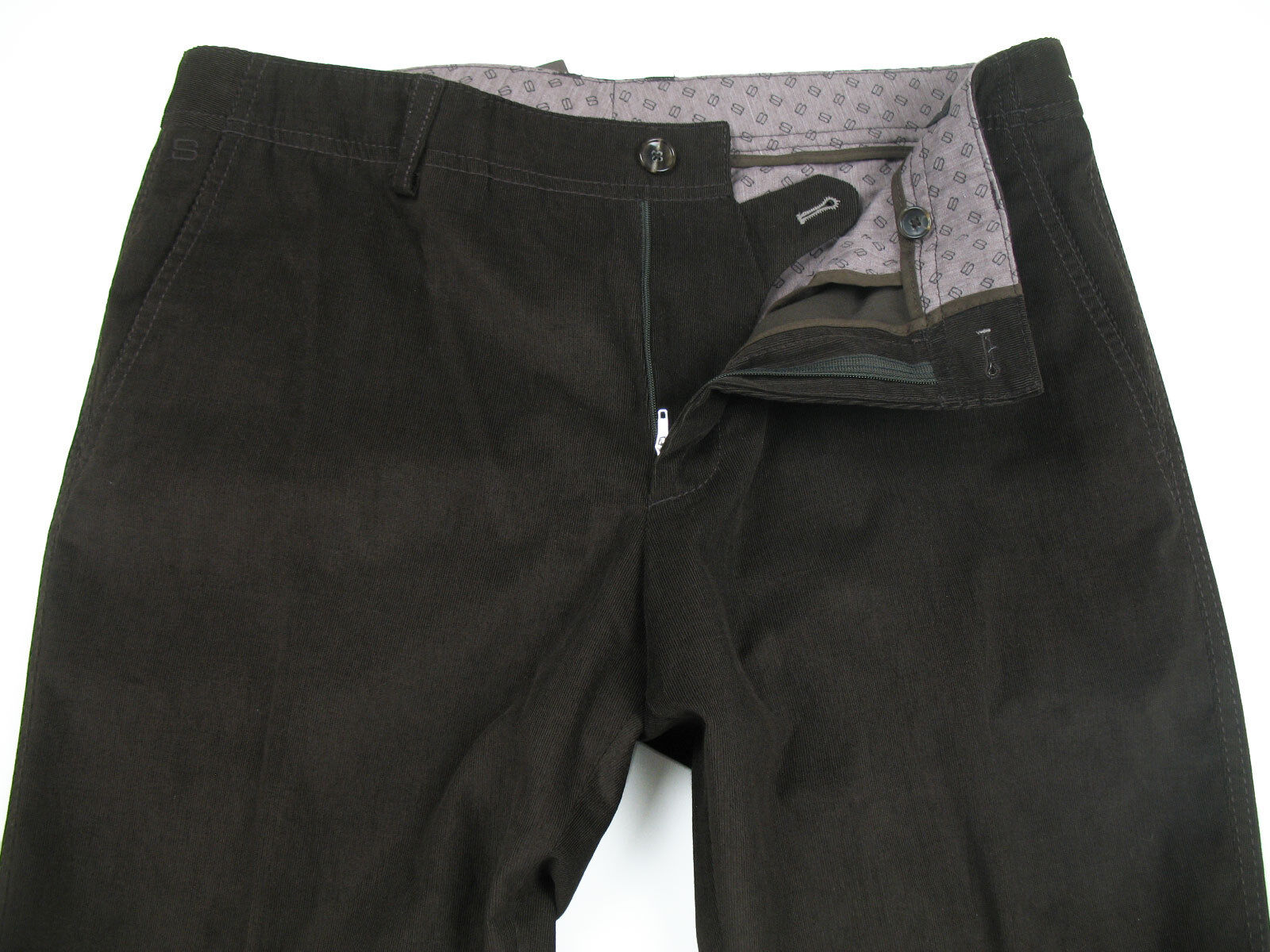 BOSS SELECTION Kord-Chino SNIDER in 50 ( Regular Fit ) dark braun
