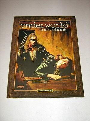 SR: Underworld Sourcebook (New)