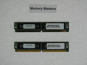 MEM3660-2x32FS-64MB-Approved-2x32MB-Memoria-Flash-Cisco-3660
