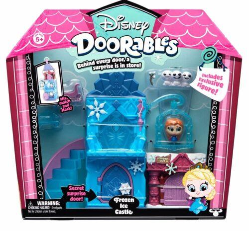 Doorables Disney Anna Frozen Princess Frozen Ice Castle Play Set Jouet