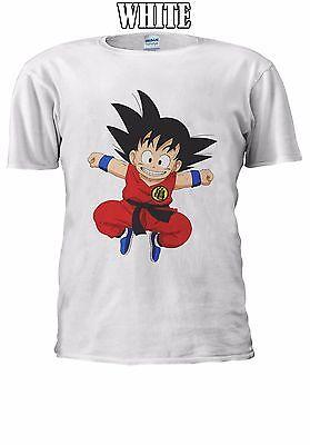 Giapponese Anime Manga Dragon Ball Goku T-shirt Canotta Canottiera Uomini Donne Unisex 2610-mostra Il Titolo Originale Carattere Aromatico E Gusto Gradevole