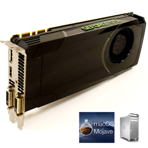 Nvidia-Geforce-GTX-680-2-GO-pour-Mac-Pro-Mojave-amp-Catalina-avec-cables-Free-p-amp-p
