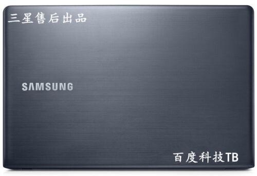NP275E5E LCD Back Cover top Case Rear Lid New for Samsung NP270E5E NP270E5V