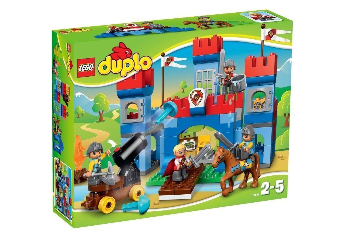LEGO® DUPLO® 10577 Große Schlossburg Ritter Burg NEU NEW OVP MISB