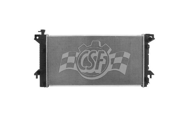 Radiator For 2011-2014 Ford F150 SVT Raptor 6.2L V8 2012 2013 3745
