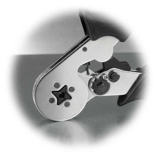 Virolas crimpadora 1,5-10 mm² crimpadora aderendhülsenzange alicates nuevo!