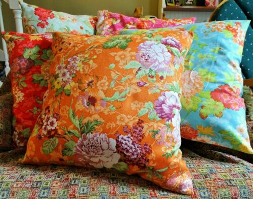 Garden Flowers Comfy Cushion Pillow Case Cover Car Sofa Home Bedroom Decorate