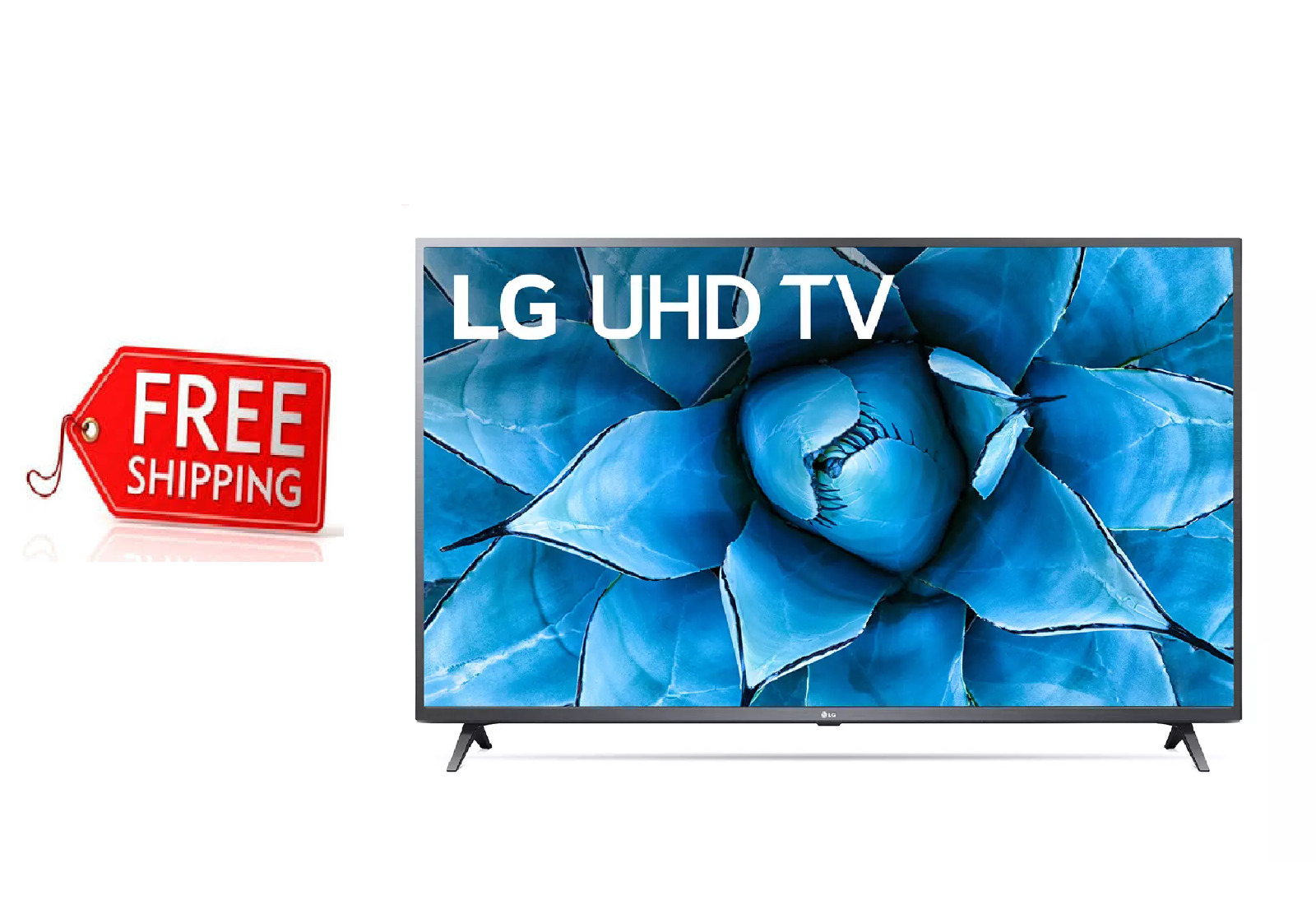 LG 55 Class 4K Smart Ultra HD TV w/ AI ThinQ - 55UN7300AUD FREE SHIPPING. Available Now for 624.98