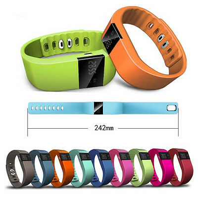 New Smart Watch Pedometer Step Walking Distance Calorie Counter Activity Tracker