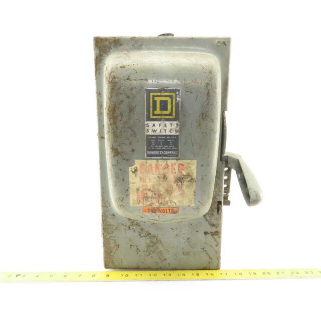 Square D H362 PLC for sale online