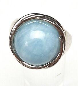 Design-Silber-Ring-925-Sterling-Silber-punz-hellblauer-Naturstein-RG-19-mm-A238