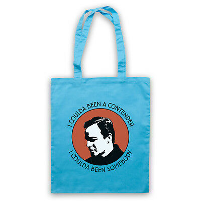 Gut Ausgebildete Contender Unofficial On The Waterfront I Coulda Been A Tote Bag Life Shopper BüGeln Nicht