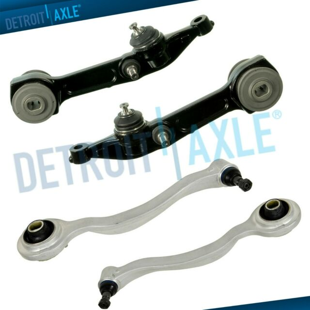 Front Control Arms Lower Ball Joints Kit Fit for Mercedes S-Class W220 S350 S430