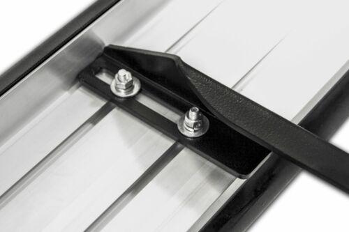 Advanced aluminio trittbretter retrasadas con Abe hyundai tucson 2015-2018