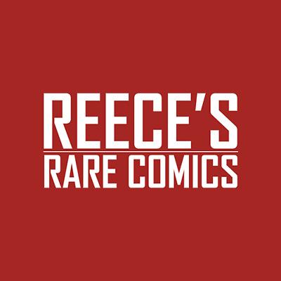 Greg Reece's Rare Comics CGC