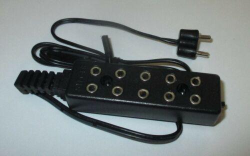 3,5V  *NEU* Verteilerleiste mit Anschlusskabel und Ein//Aus-Schalter
