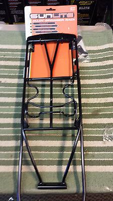Sunlite Alloy Springer Bike Rack Rr Sunlt Aly Dbl Sprng Tray Bk