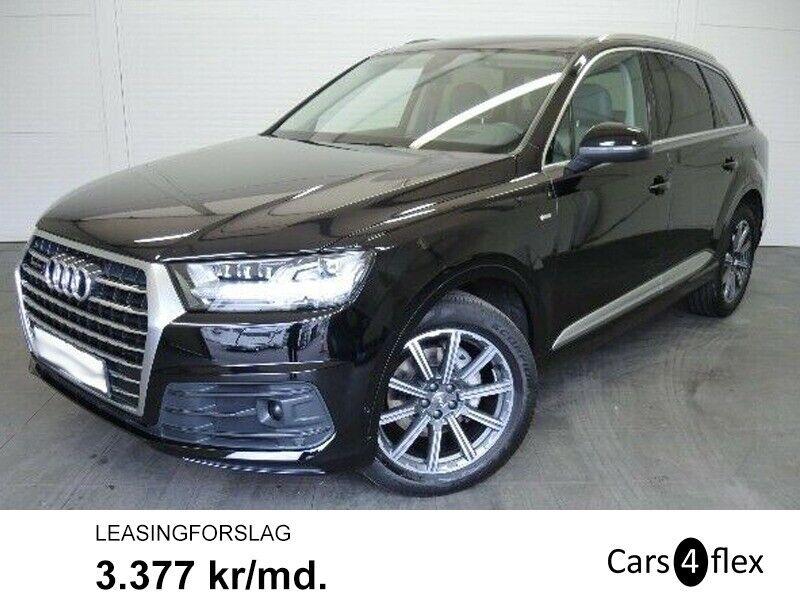 Audi Q7 3,0 TDi 272 quattro Tiptr. 5d