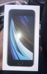 Apple iPhone SE 2ème gén - 128Go - Noir (Déverrouillé) A2296 (GSM)