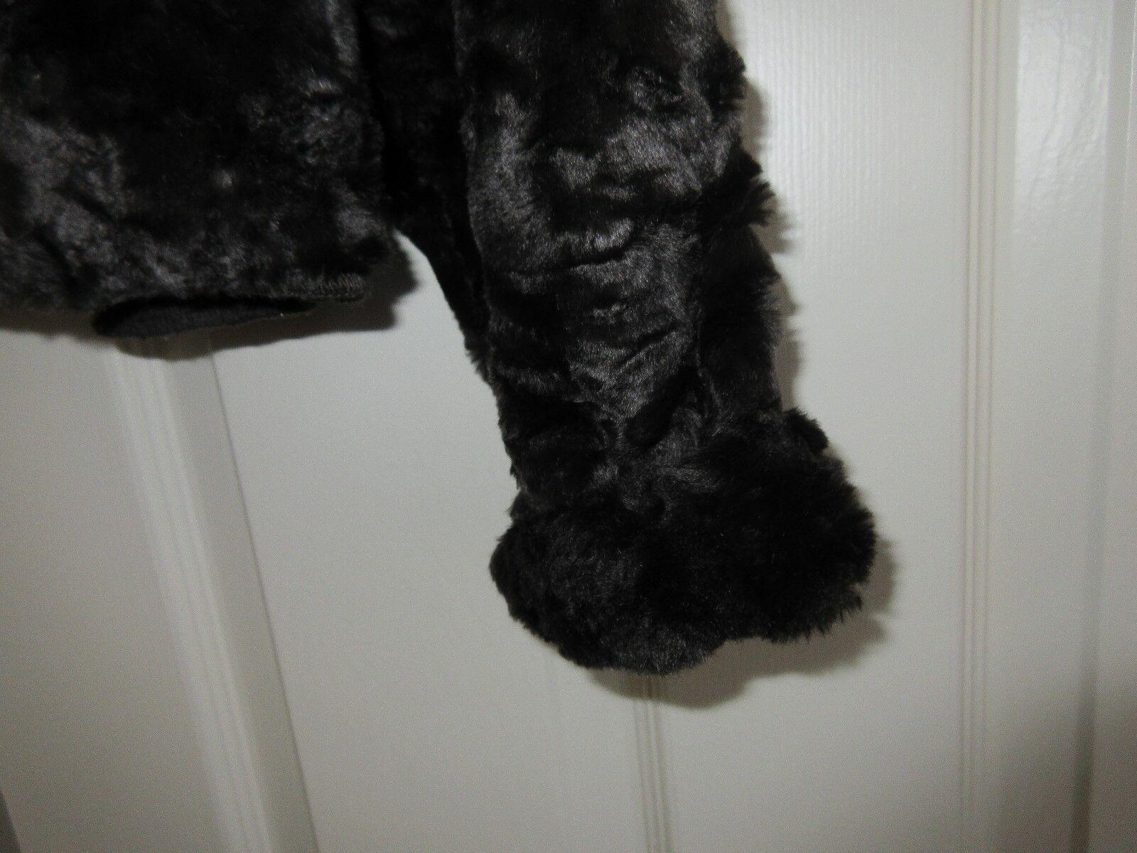 Trixie , Imitation Fur , Chocolate Brown , Ladies Jacke