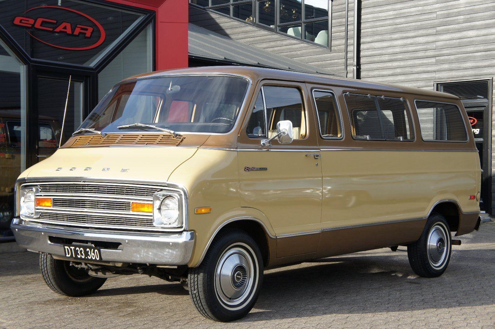 Dodge B200 6,2 Royal Sportsman aut. 6d - 183.500 kr.