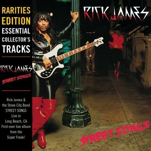 Rick James - James, Rick : Street Songs (Rarities Edition) [New CD] Special Edit