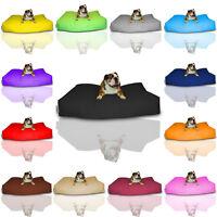 Hundebett Katzenbett Hundekissen In&Outdoor Hundekorb Polyester 5 Größen BuBiBag
