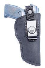 Nylon IWB Inside & OWB Belt Holster: Colt Special Combat Government