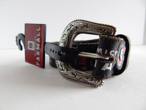 L 28-30 S 20-22 M 24-26 Farmall IH Girls Belt with Tractors,Hearts Belt Sizes