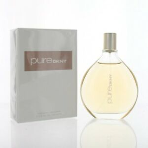 Dkny Pure Vanilla By Dkny 34 Oz Eau De Parfum Spray New In Box For