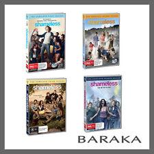 SHAMELESS US Version Season 1, 2, 3 & 4 DVD Set R4 TV Series New & Sealed 1 - 4