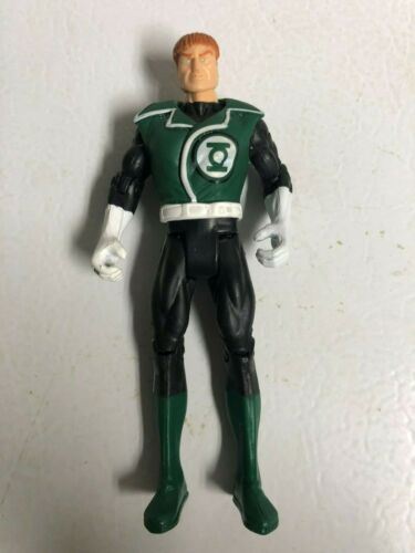 opened Mattel DC Universe 3.75 in Action Figures
