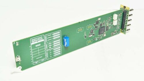 Blackmagic Design Open Gear Converter backplane UpDownCross SD//HD//3G-SDI