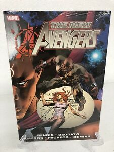New-Avengers-Volume-5-Brian-Michael-Bendis-Marvel-HC-Hard-Cover-New-Sealed